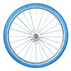 리어카바퀴(발포바퀴) / SR23-BL