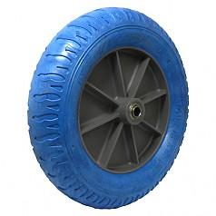 13-3 일체형 발포바퀴(청) / SR13-BL