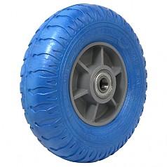 260-85 일체형 발포바퀴(청) / SR12-BL