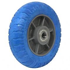 250-4 일체형 발포바퀴(청) / SR08-BL