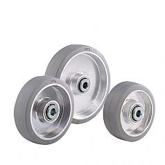 알루미늄고무바퀴
